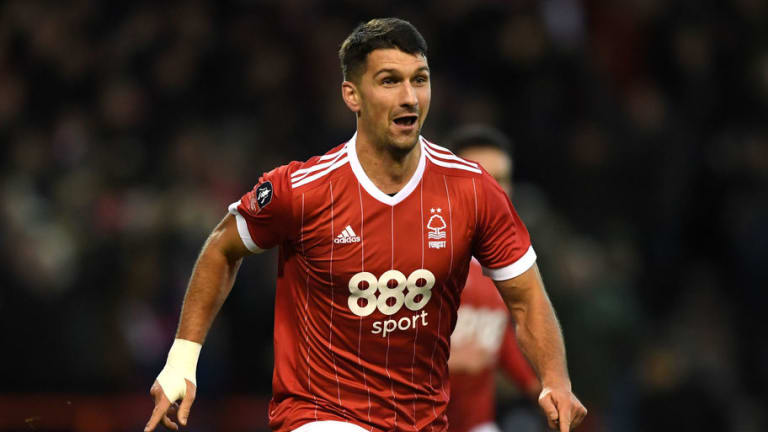 Nottingham Forest Star Eric Lichaj Reveals His New Dog... and His Name is 'Gunner'