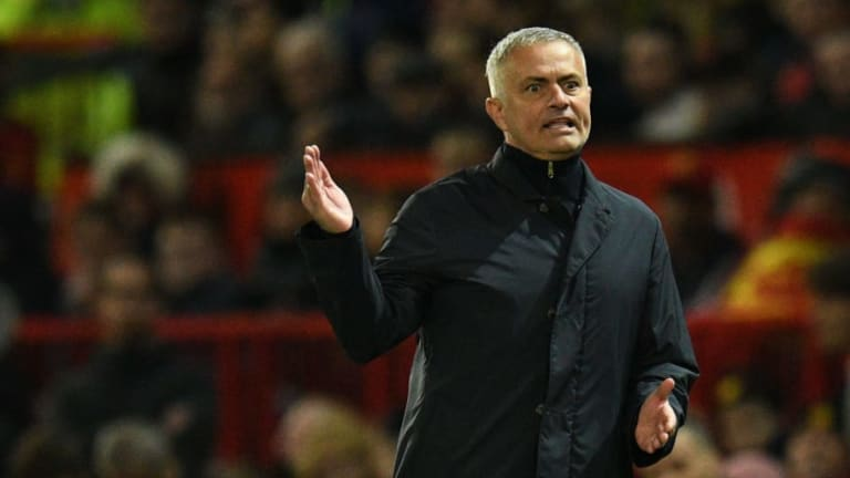 Fellaini Reveals What Mourinho Said to Man Utd Players at Half Time in Newcastle Comeback Win