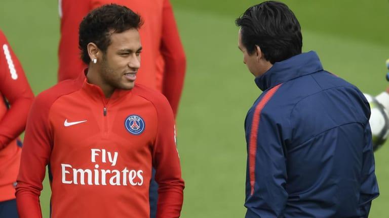 BOMBAZO | Unai Emery predice dónde Neymar ganará el Balón de Oro