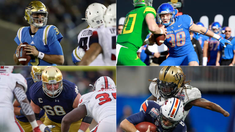 Everything to Know About the 2018 NFL Draft Crop, According to Gil Brandt