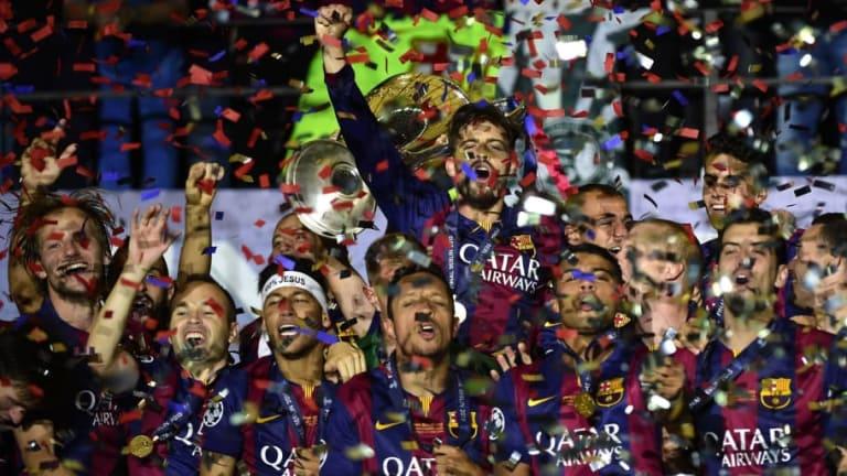 La única forma que tiene el Barcelona de tener un buen año es ganando la Champions League