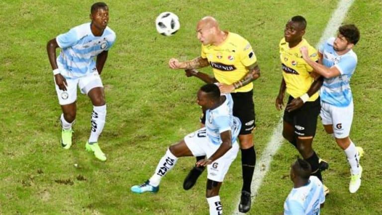 Barcelona SC no quiso definir por penales tras empatar con Guayaquil City