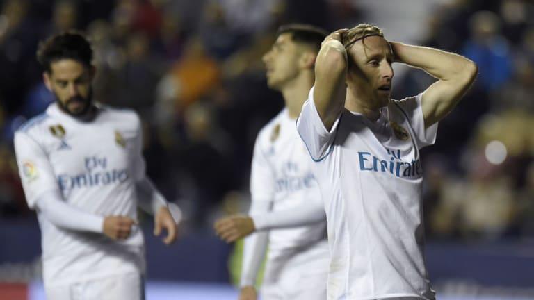 El futbolista que reveló estar ansioso por jugar contra el Real Madrid