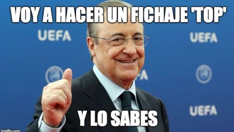 NO ES HAZARD | Los fichajes que planea el Real Madrid para los próximos mercados de pases