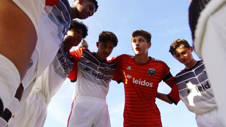 The International Champions Cup Futures Youth Soccer Tournament Has Lofty Goals