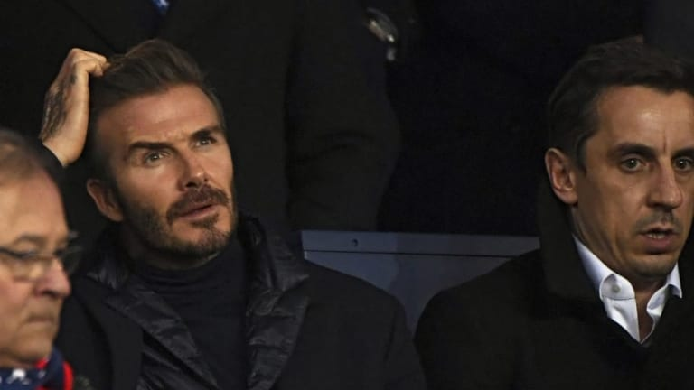 INCERTIDUMBRE: La MLS continúa esperando el anuncio oficial del equipo de David Beckham