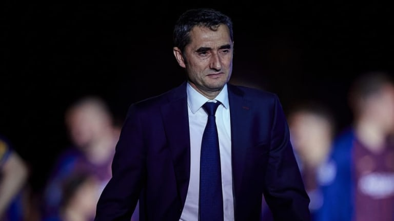 MERCADO | El objetivo del Barça que ha dado el visto bueno al club para ficharle