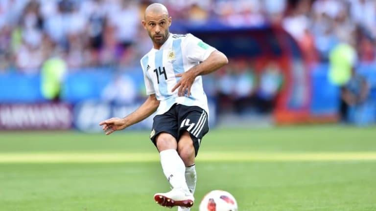 El sentido adios de Mascherano   Las mejores declaraciones tras el Francia-Argentina