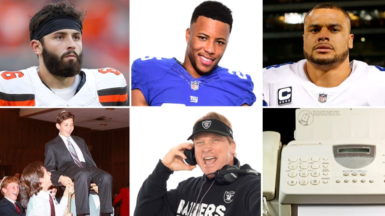 The Really Real Prop Bets of the 2018 NFL Season