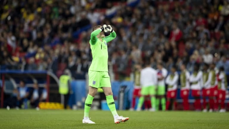 Arsene Wenger Identifies Jordan Pickford as England Weak Link in Quest for World Cup Glory