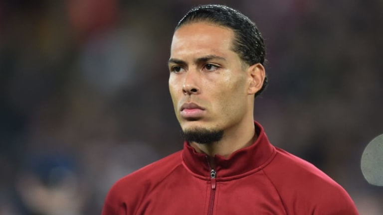 VIDEO: Liverpool Have a New Song for Virgil van Dijk & It's Absolutely Brilliant