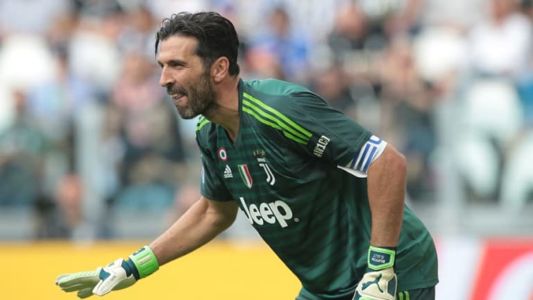 Gianluigi Buffon Set to Complete PSG Move This Weekend Amid Reports Of Alphonse Areola Exit