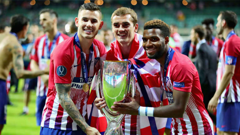 Thomas Lemar Reveals He Decided to Join Atletico Madrid After Antoine Griezmann Conversation