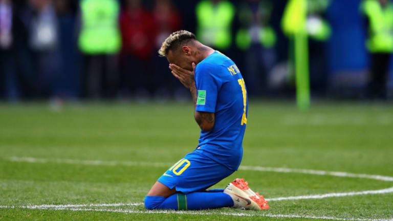 El emotivo mensaje de Nyemar a la afición tras el partido ante Costa Rica