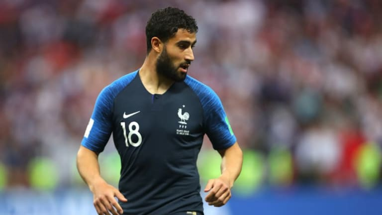 Liverpool Target Nabil Fekir Teases Reds Fan Over Potential Switch to Anfield