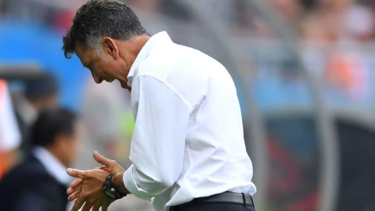 ¿LO PUEDES CREER? | Osorio es uno de los entrenadores que menos rotaciones ha hecho en el Mundial