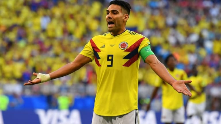 Jesse Lingard Says England Need to Be Prepared to Deal With Colombia's 'Lethal' Radamel Falcao