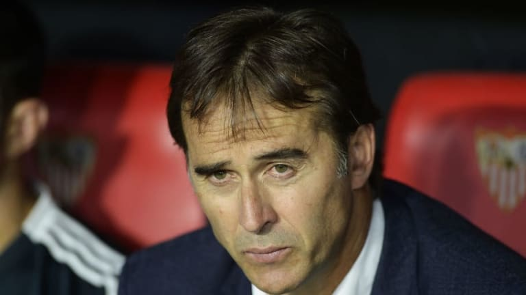 'We Were Second Best': Julen Lopetegui Reflects on Disappointing Real Madrid Loss in Sevilla