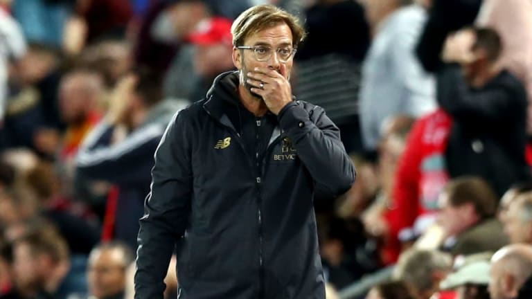 Jurgen Klopp Sheds Light on Altercation With Liverpool Forward After Carabao Cup Defeat
