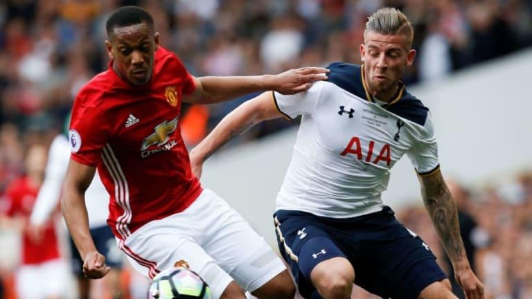 Jose Mourinho Makes Decision on Anthony Martial & Toby Alderweireld Swap Deal