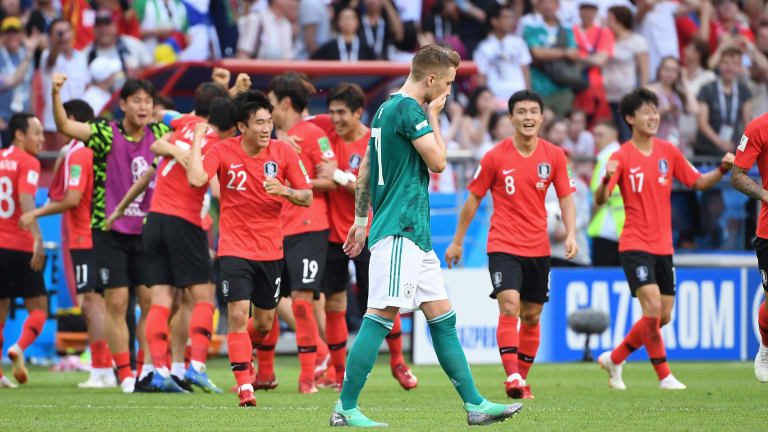 Watch: South Korean Commentators Shocked by World Cup Win Over Germany