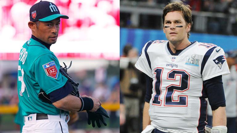 Traina Thoughts: Ichiro: 'Who the F--- Is Tom Brady?'