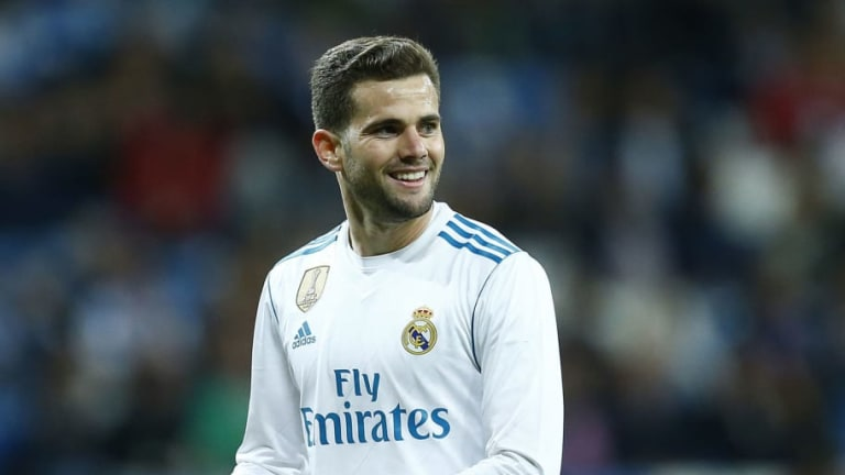 Real Madrid Defender Nacho Set for Significant Pay Rise as Report Claims New Contract Is Close