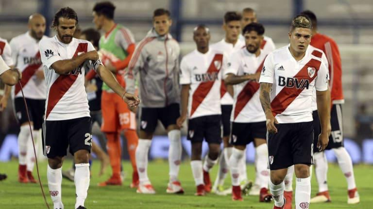 PERDIÓ LA CABEZA | El relator de River indignado por una nueva derrota del Millonario