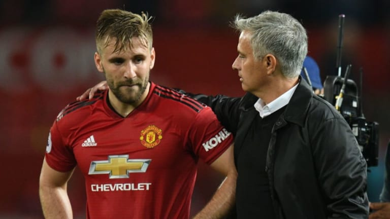 Luke Shaw Admits Players Need 'Thick Skin' to Play Under Man Utd Boss Jose Mourinho