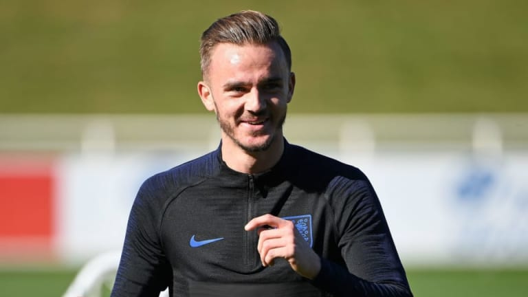 James Maddison Reveals How He Reacted After Being Told About Recent England Call Up