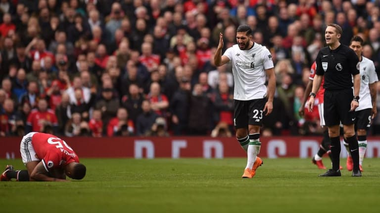 Liverpool Star Doubtful for Palace Clash After Aggravating Back Injury Against Watford