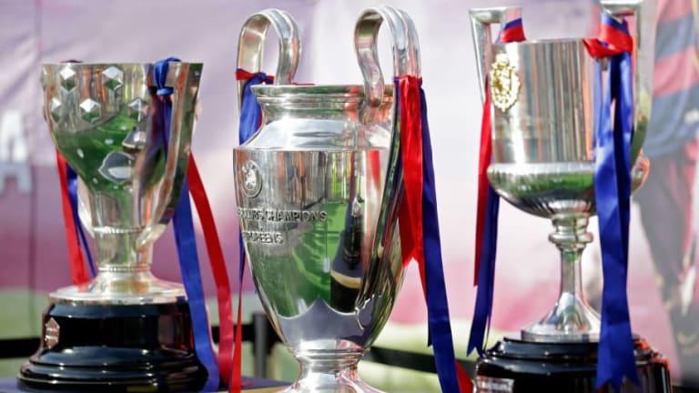 CHAMPIONS | ¿Podrá superar el Barcelona el grupo de la muerte?