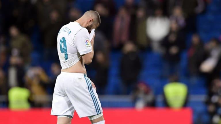 CONTUNDENTE   Un ex jugador del Madrid critica al club por no fichar a un delantero