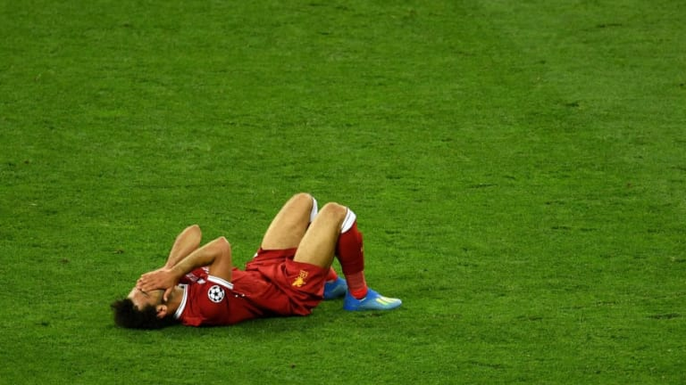 Early Reports Claims Mohamed Salah Will Miss the World Cup Following Injury in UCL Final