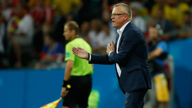 Sweden's Janne Andersson Left Fuming With Germany For 'Rubbing it in Our Faces' Following 2-1 Defeat