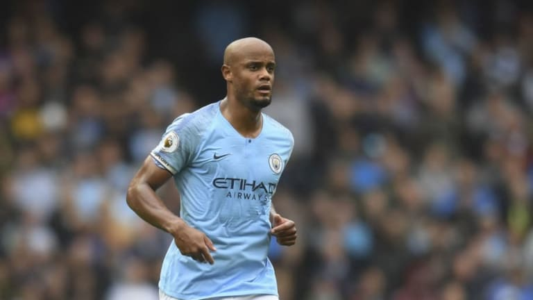 Man City Defender Vincent Kompany Vows to Remain 'Connected' to the Club for Life