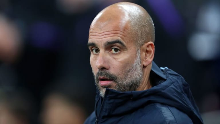 Pep Guardiola Praises 'Exceptional' Tottenham & Claims Harry Winks Changed the Game Against City