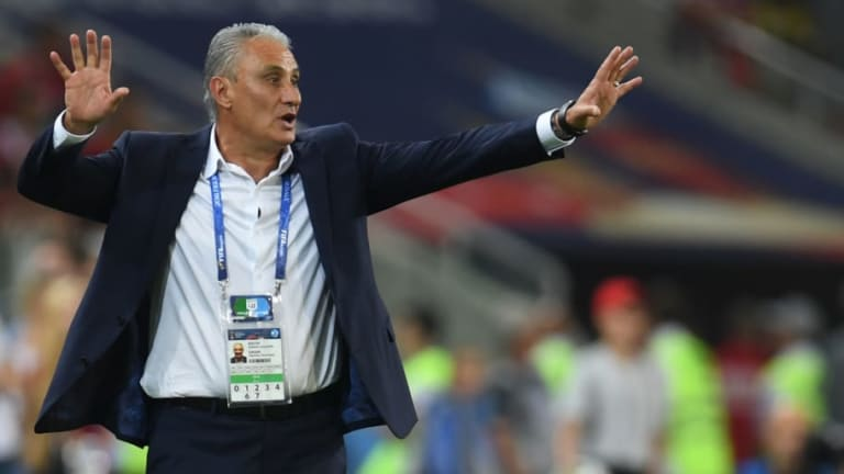 Tite Insists Brazil Will 'Embrace Expectations' After Serbia Win Confirmed Top Spot in Group E