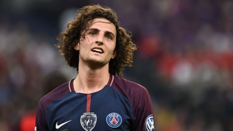 Barcelona's Newest Signing Urges Club to Sign National Compatriot Adrien Rabiot This Summer