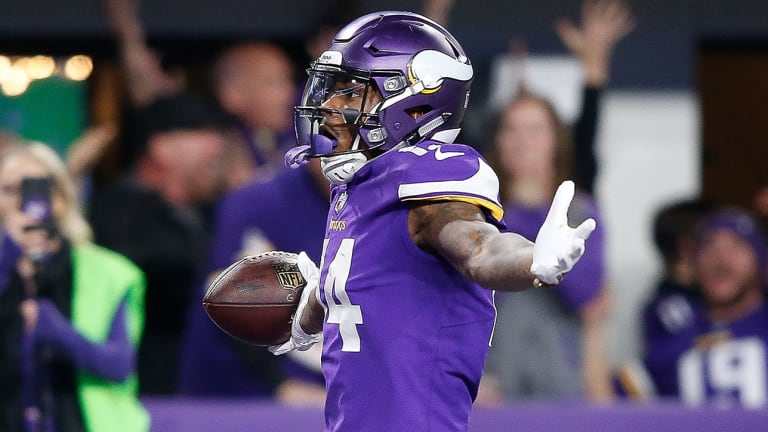 'That Play Right There Was God': Diggs, Dings and Dumbfounded Vikings On How They Stunned Saints