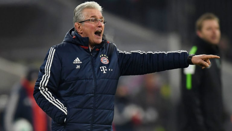 Jupp Heynckes 'Turned Down' Enticing Coaching Offer From Chelsea After 2013 Bayern Munich Treble