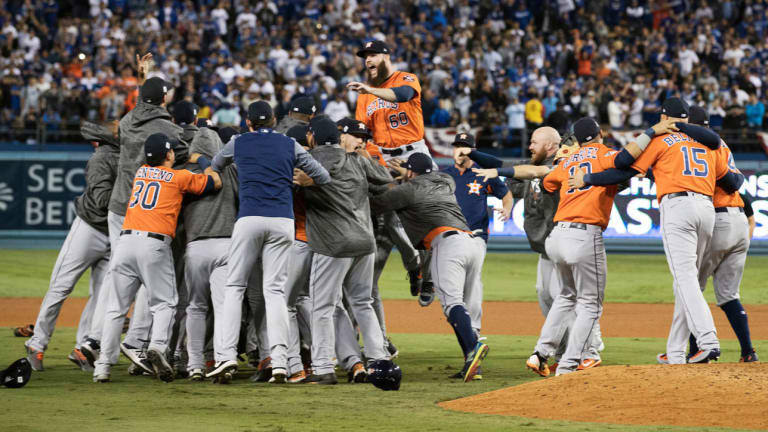 Why Carlos Beltrán Was the Perfect Addition to Aid the Astros' Journey to the World Series