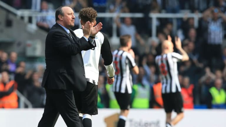 Why Newcastle Should Be Challenging for European Football Next Season Under Benitez
