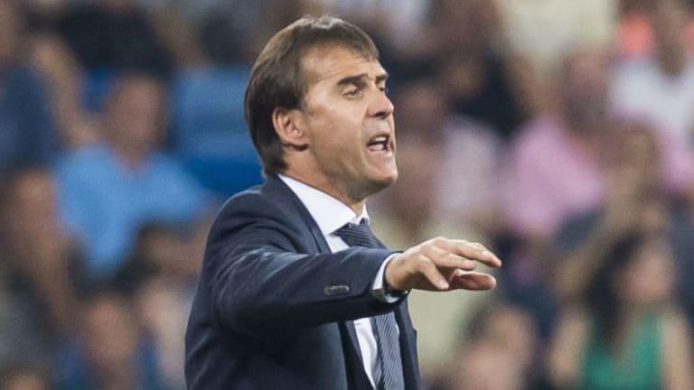 Lopetegui reveló algunos de los secretos del Real Madrid y habló sobre Luis Enrique