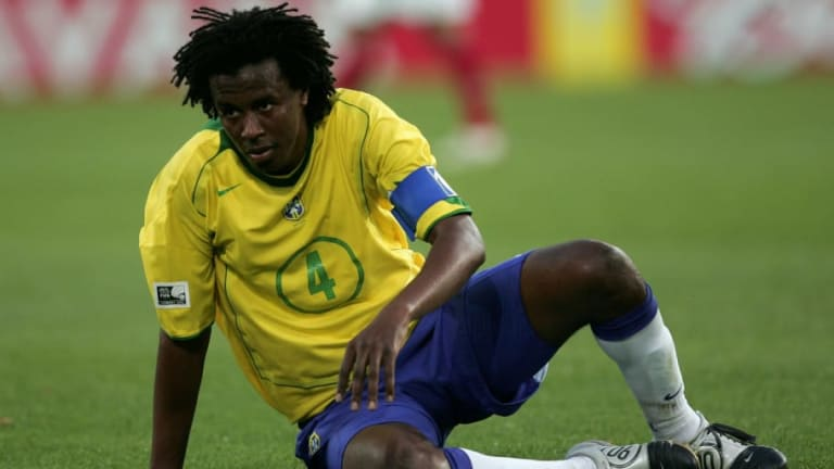 Forgotten World Cup XI: Centre Back - Roque Júnior
