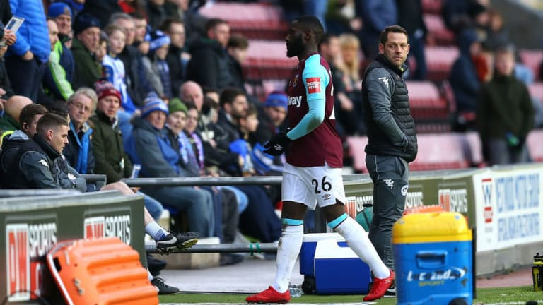West Ham United's Arthur Masuaku Issues Apology on Social Media After 'Despicable' Spitting Incident