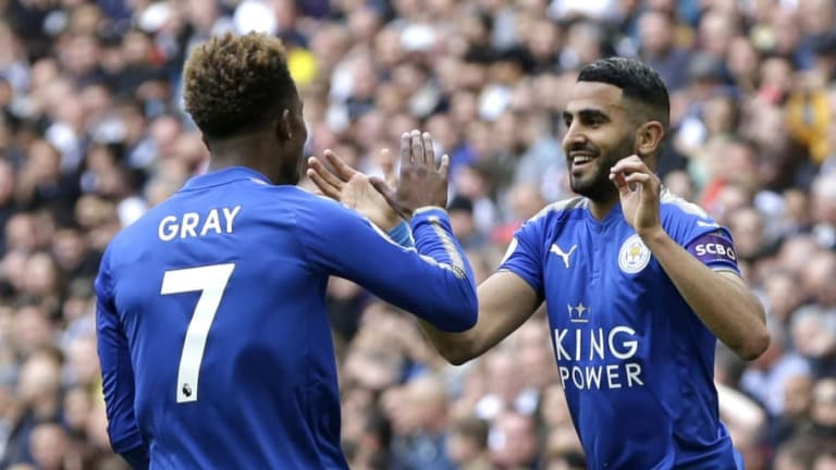 Riyad Mahrez Set for Medical With Man City in Next 48 Hours After £60m Fee Agreed With Leicester