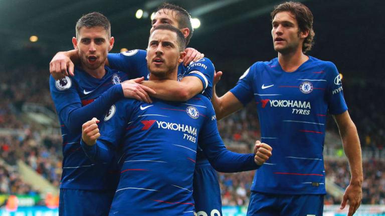 Chelsea Star Eden Hazard Reveals Blues' Ambitions for the 2018/19 Premier League Season