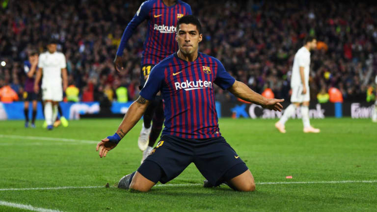 Barcelona 5-1 Real Madrid: Report, Ratings & Reaction as Super Suarez Puts Lopetegui on the Brink