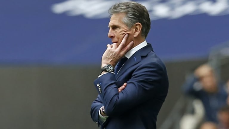 Report Links Leicester City Manager Claude Puel With Shock Move to Portuguese Giants Sporting CP